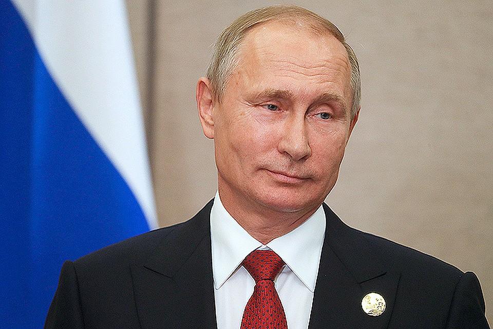 Путин высказался о«президентских планах» Ксении Собчак
