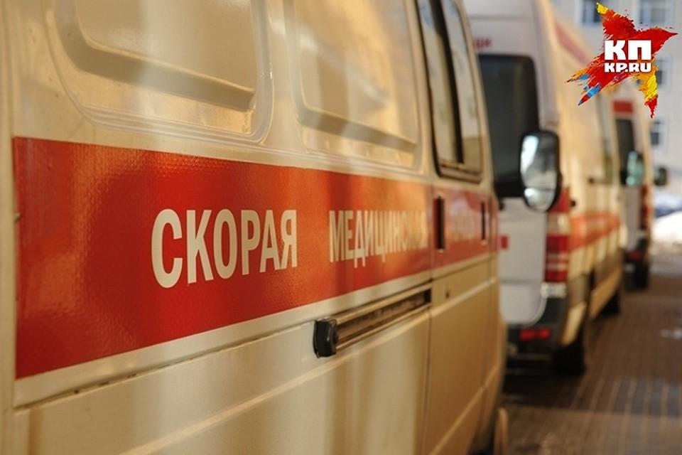 6 машин столкнулись вТверской области— четверо пострадавших