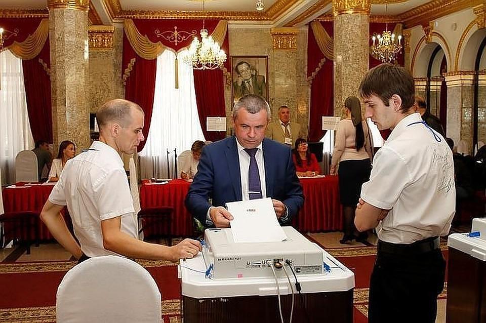 Выборы вКраснодарском крае прошли без серьезных нарушений— Вениамин Кондратьев