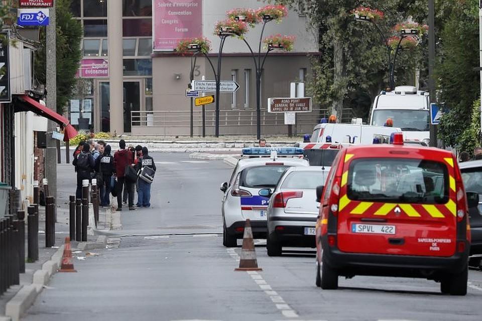4 человека застрелено навокзале воФранции