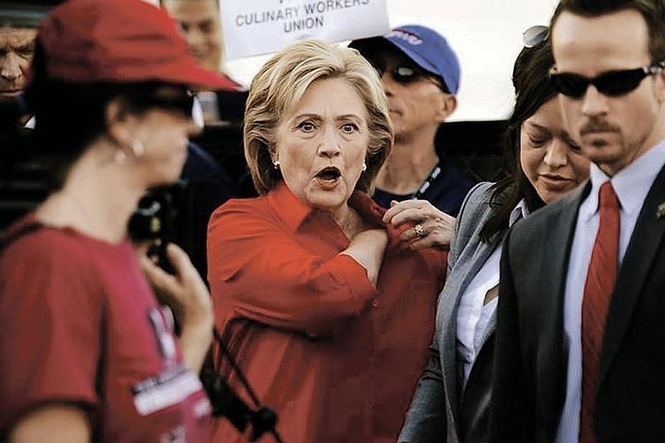 Клинтон поведала  обошибке, помешавшей стать президентом США