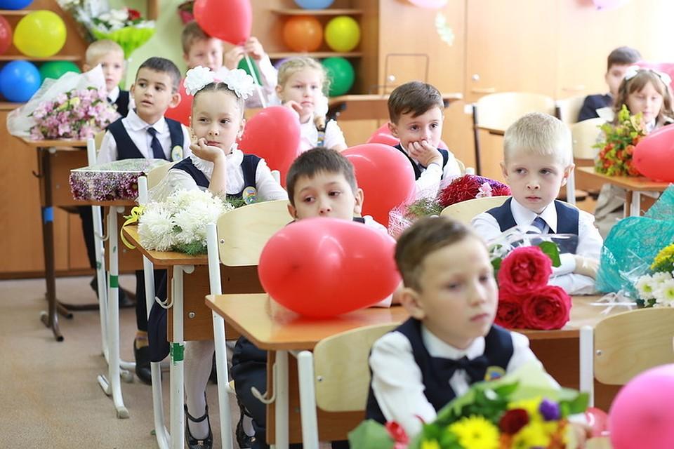 Вшколах Красноярска стало больше мужчин-преподавателей