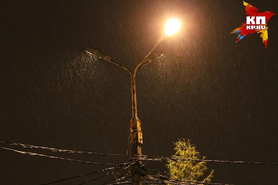 МЧС предупреждает осильном ветре вПетербурге 15сентября