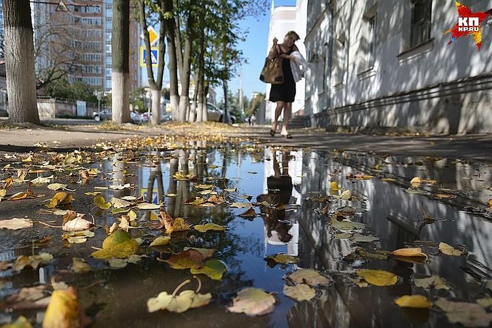 В российской столице напредстоящей неделе только понедельник порадует теплой погодой
