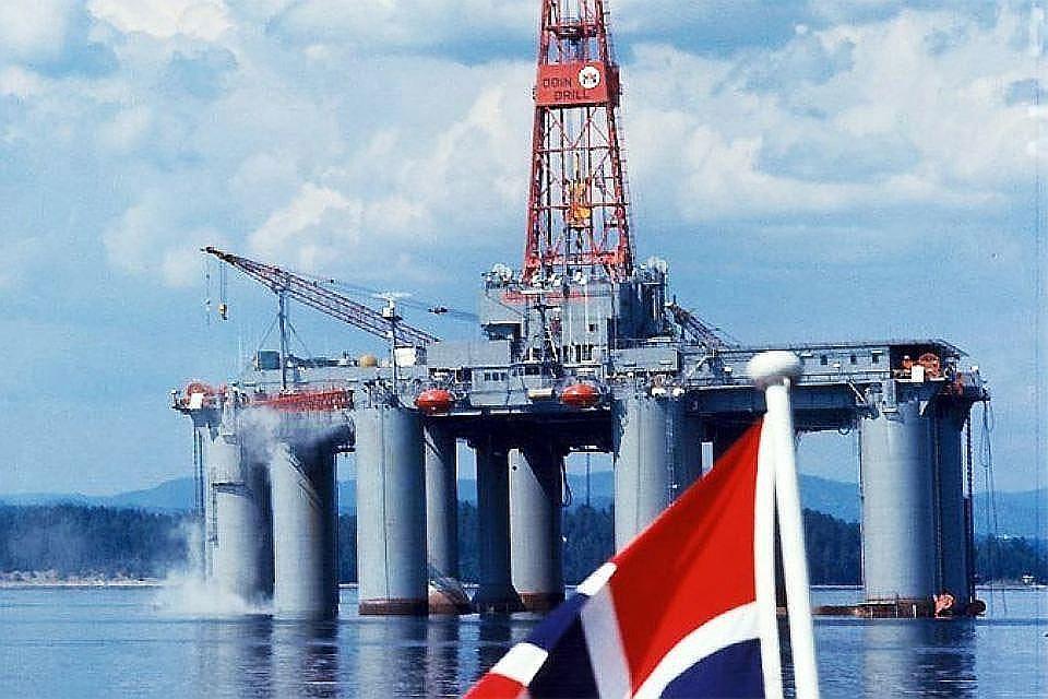 Размер нефтяного фонда Норвегии превысил $1 трлн