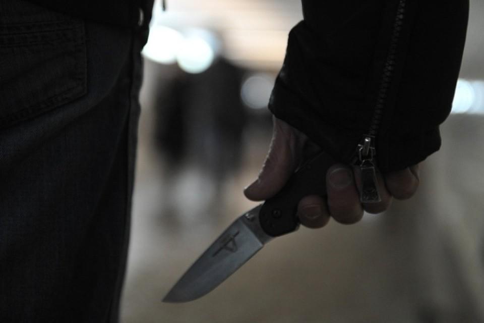 Студенты томского техникума выясняли отношения при помощи ножа