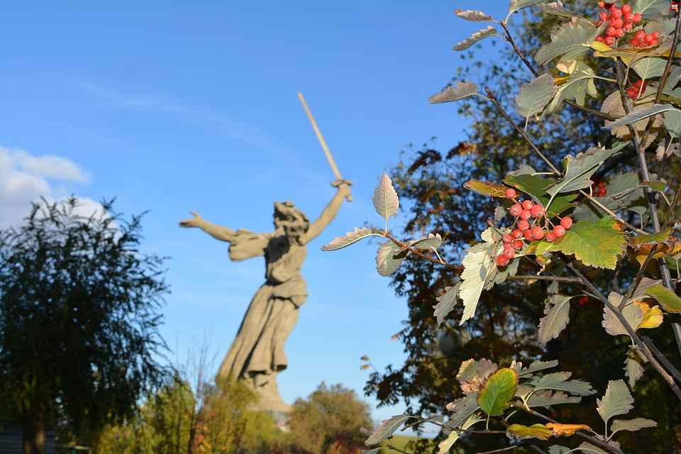 Волгоград вошел втоп-5 известных городовРФ для осенних путешествий