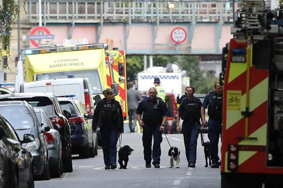 Теракт встолице Англии: одному иззадержанных предъявили обвинение
