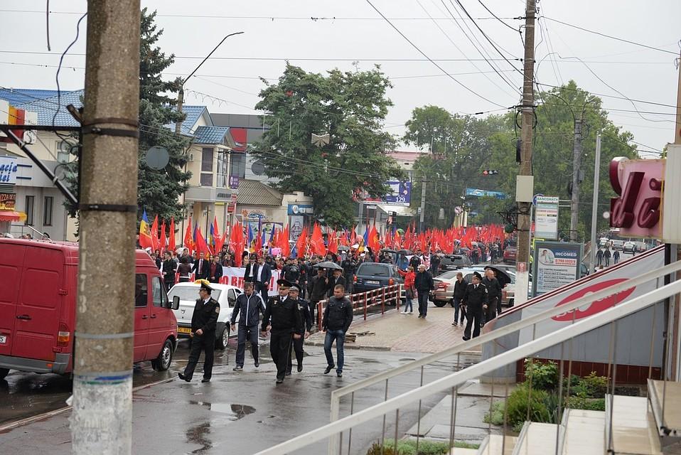 ВМолдавии требуют перехода кпрезидентской форме правления