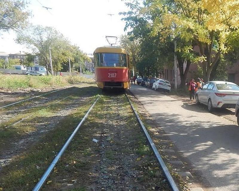ВУфе 6-летний ребенок попал под трамвай