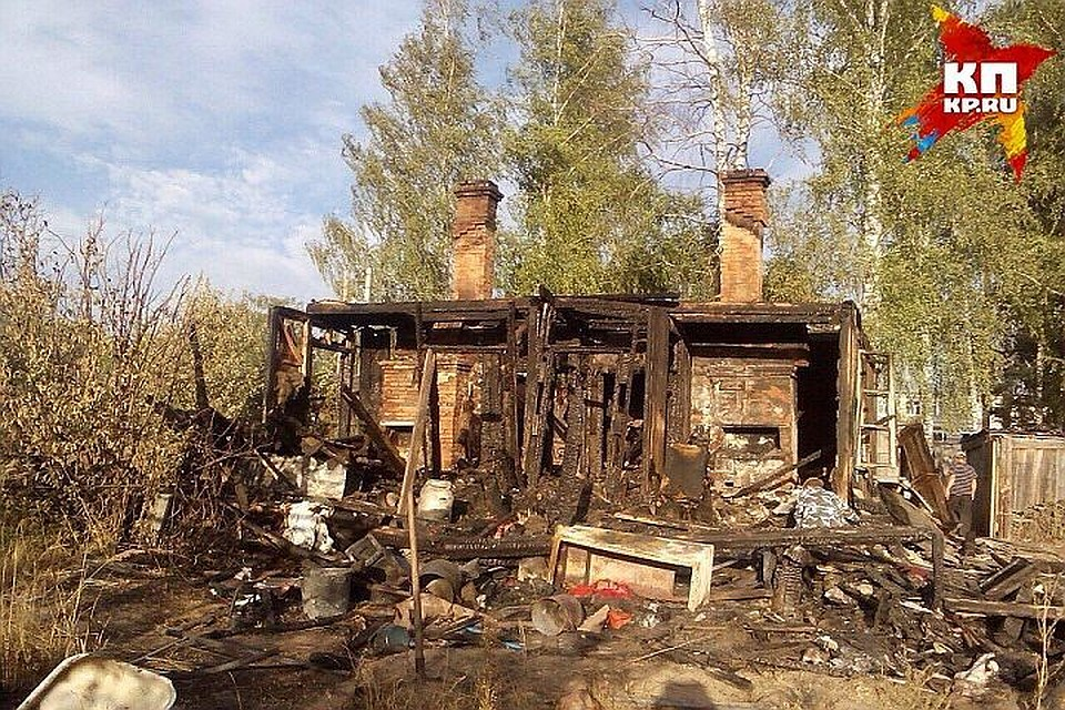 ВУдмуртии словили серийного поджигателя домов вдеревне Ягул