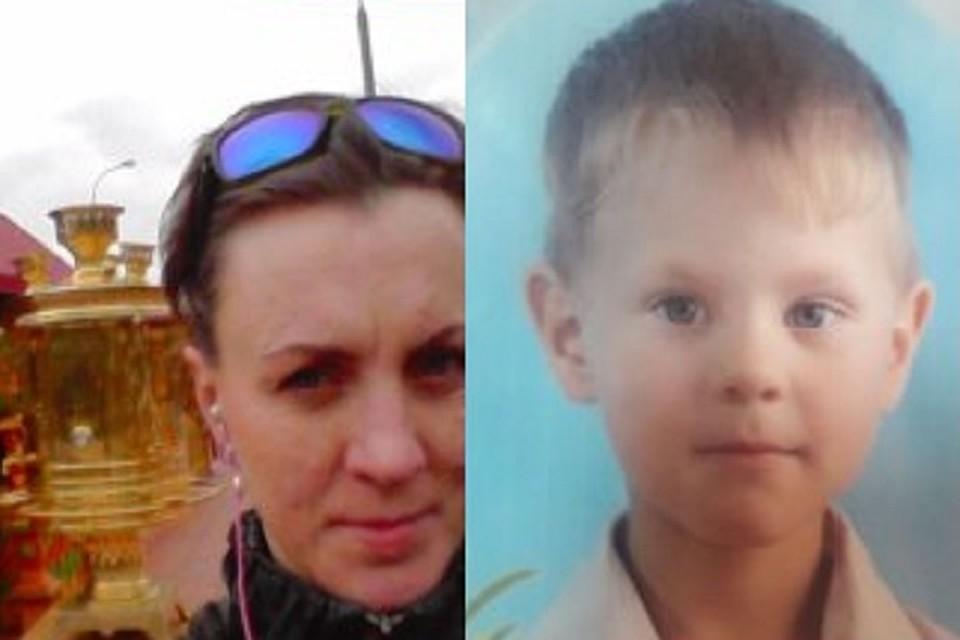 НаСтаврополье ищут маму и ее пятилетнего сына