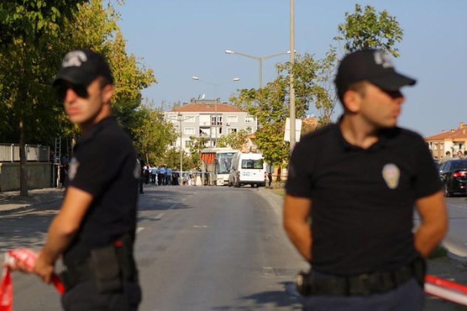 Турецкие СМИ: Боевики ИГ* готовились выполнить теракт вСтамбуле