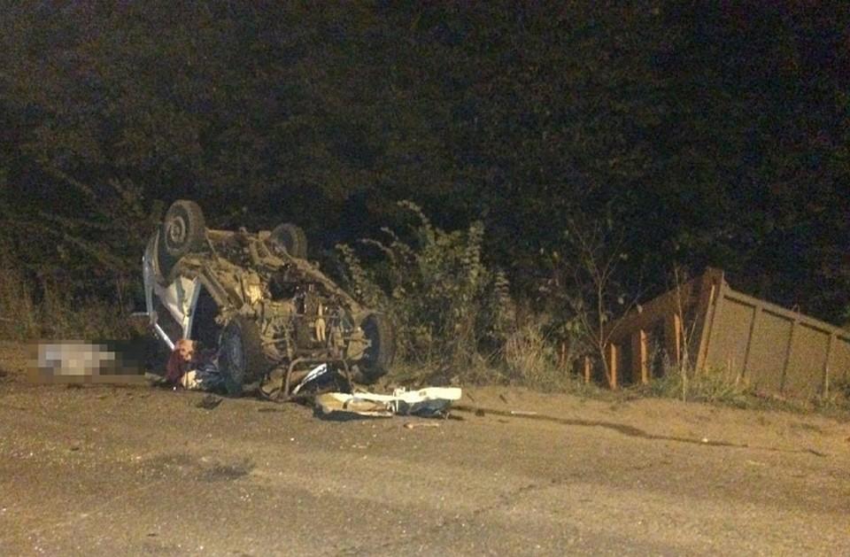 ВБашкирии шофёр «Нивы» скончался наместе при столкновении с«КамАЗом»