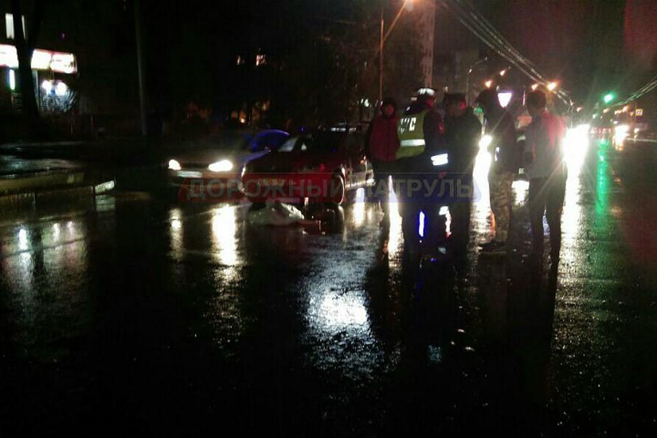 ВУфе шофёр кроссовера насмерть сбил 18-летнюю девушку
