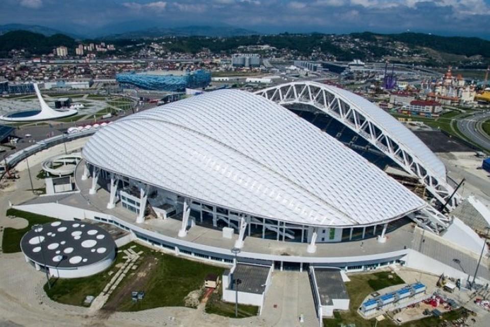 Стадион «Фишт» готов кпроведению ЧМ— Кондратьев