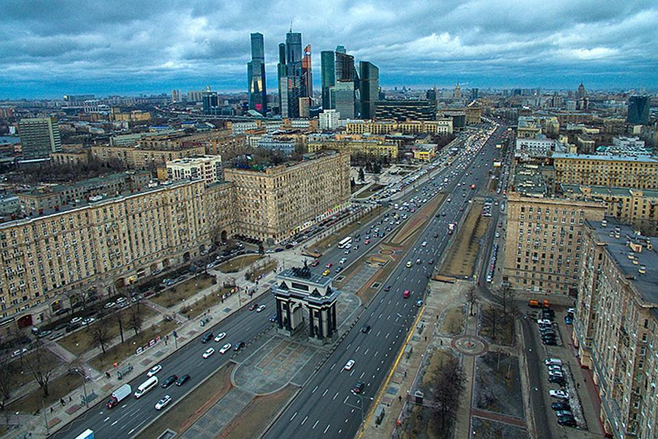 Первую платную дорогу в столице России построят арабские инвесторы