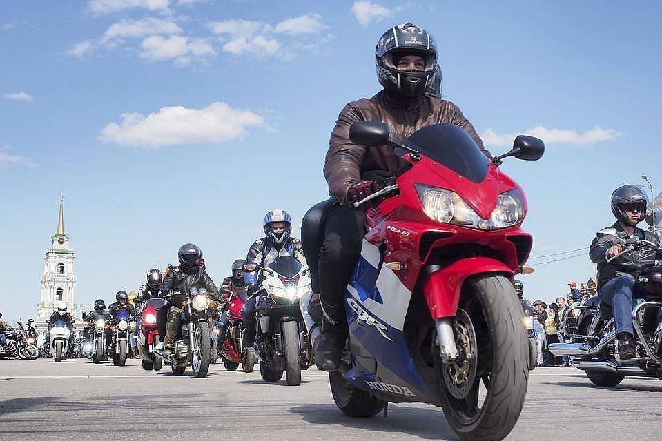 ГИБДД меняет правила экзаменов для мотоциклистов с14октября