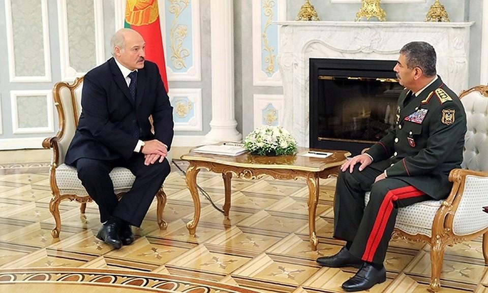 Перспективы сотрудничества— Беларусь иАзербайджан