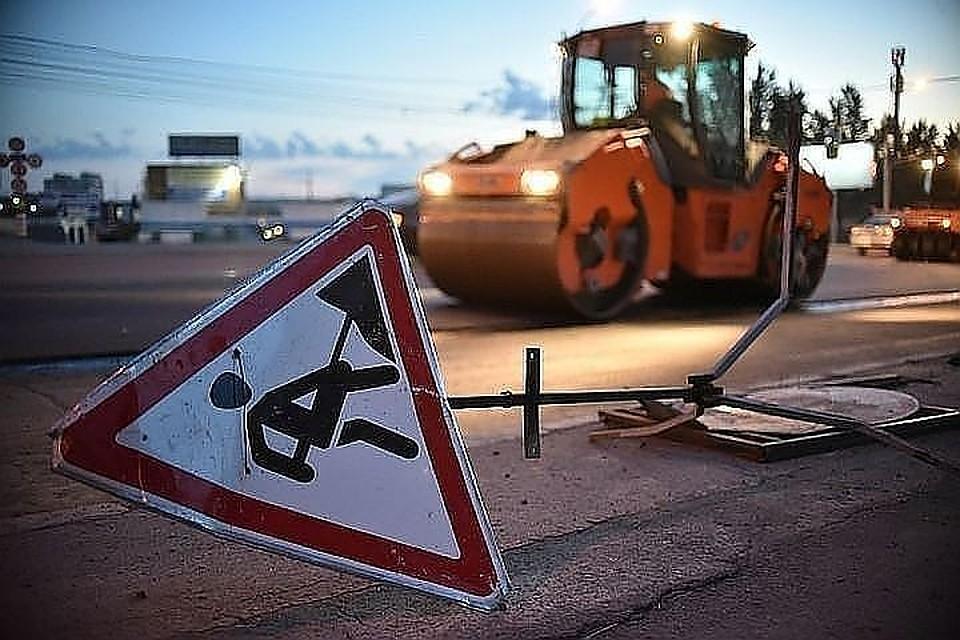 С14октября часть петербургских дорог перекроют