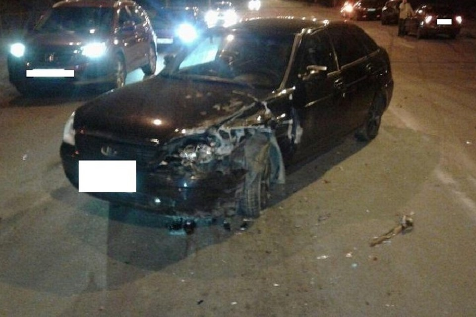 ВСтаврополе шофёр  без прав устроил тройное ДТП