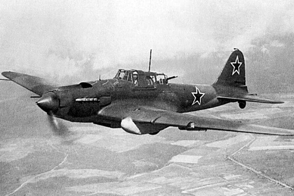 На отчизну Героя Советского Союза Юсупа Акаева привезли остов самолета Ил-2
