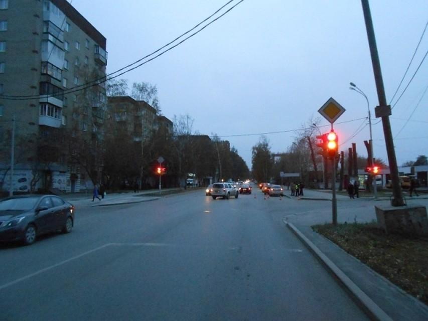 Накануне вечером нанаулице Куйбышева женщина-водитель сбила 12-летнюю девочку