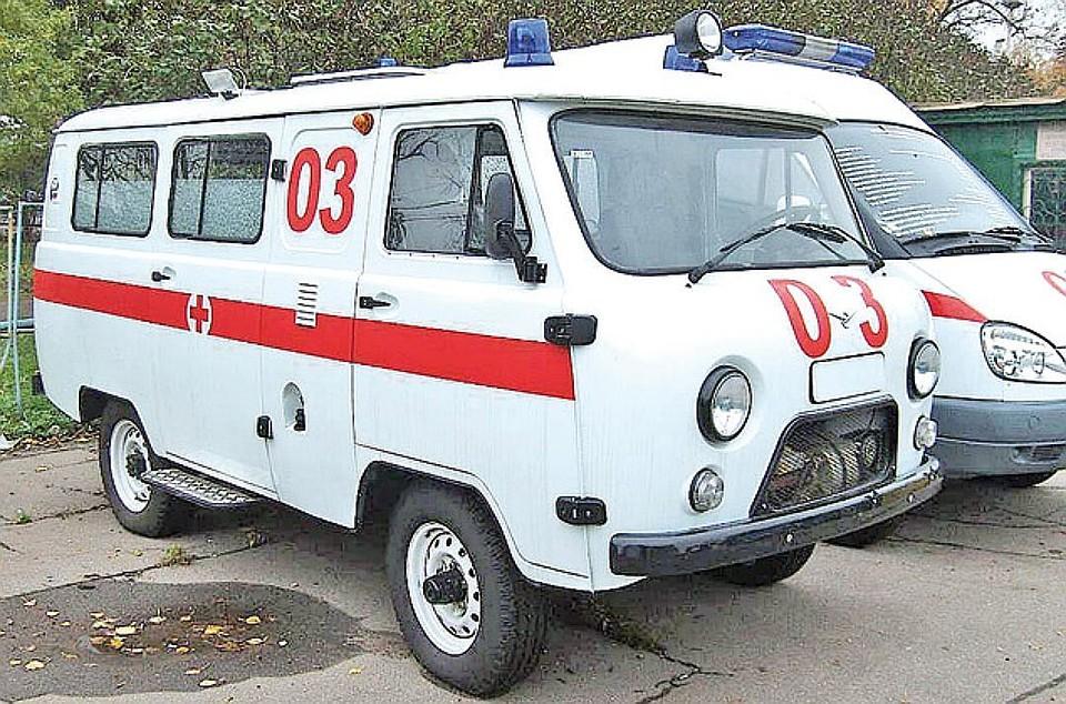 ВАпатитах больше половины машин «скорой помощи» наремонте
