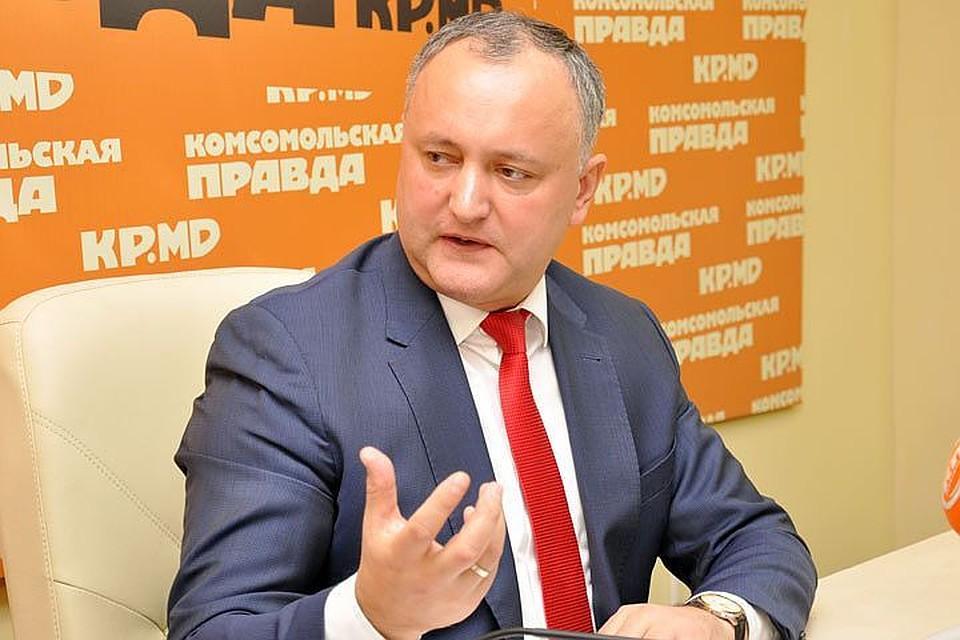 Додону угрожает отставка: стало известно решение Конституционного суда Молдавии