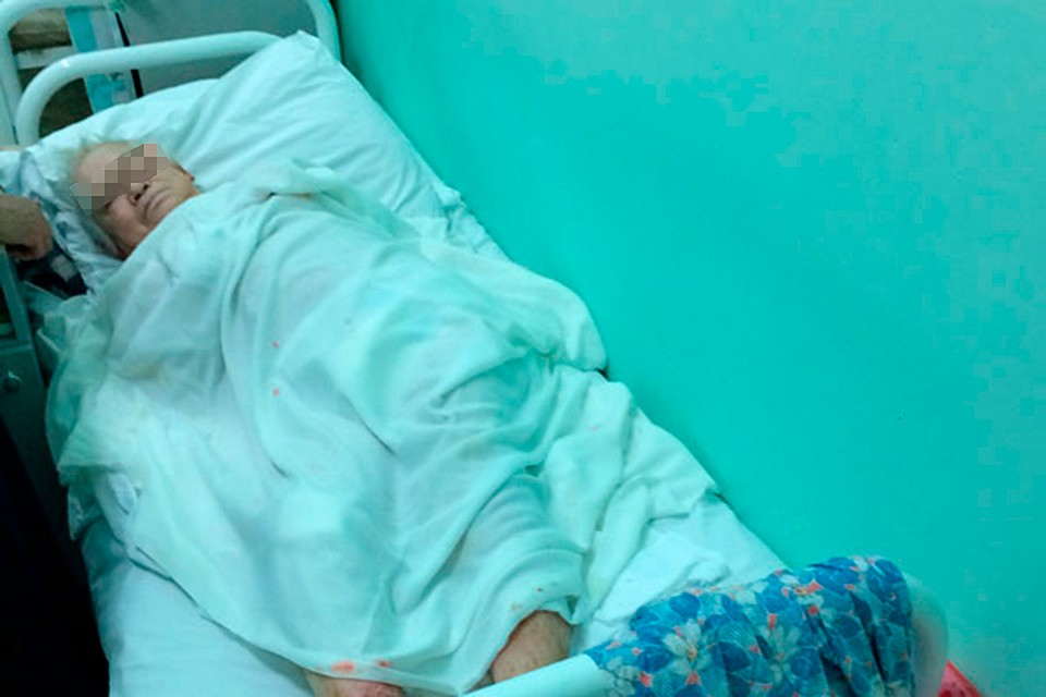 СКзаймется сиделкой, изводившей голодом ичервями инвалида вЧелябинске