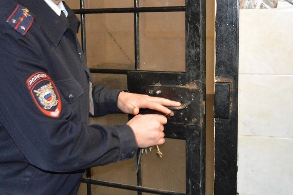 Волгоградка напала с тесаком накапитана милиции ПДН