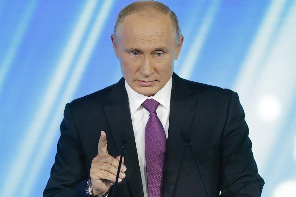 Путин пошутил над арифметическими способностями Джона Керри— Чистый гуманитарий