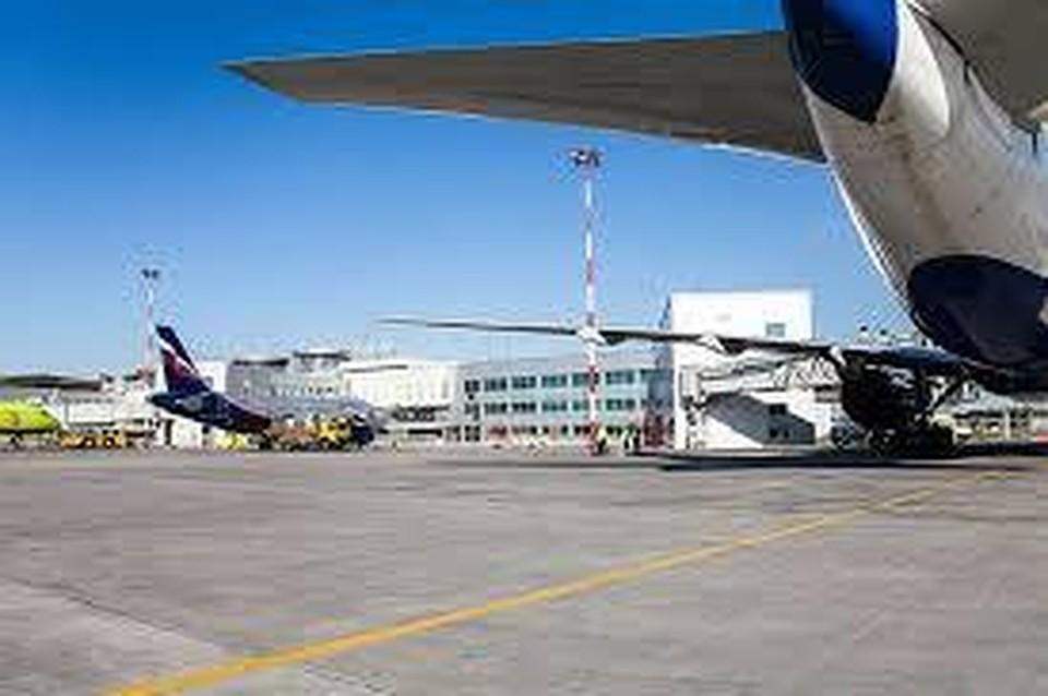 ВПулково начались массовые задержки рейсов
