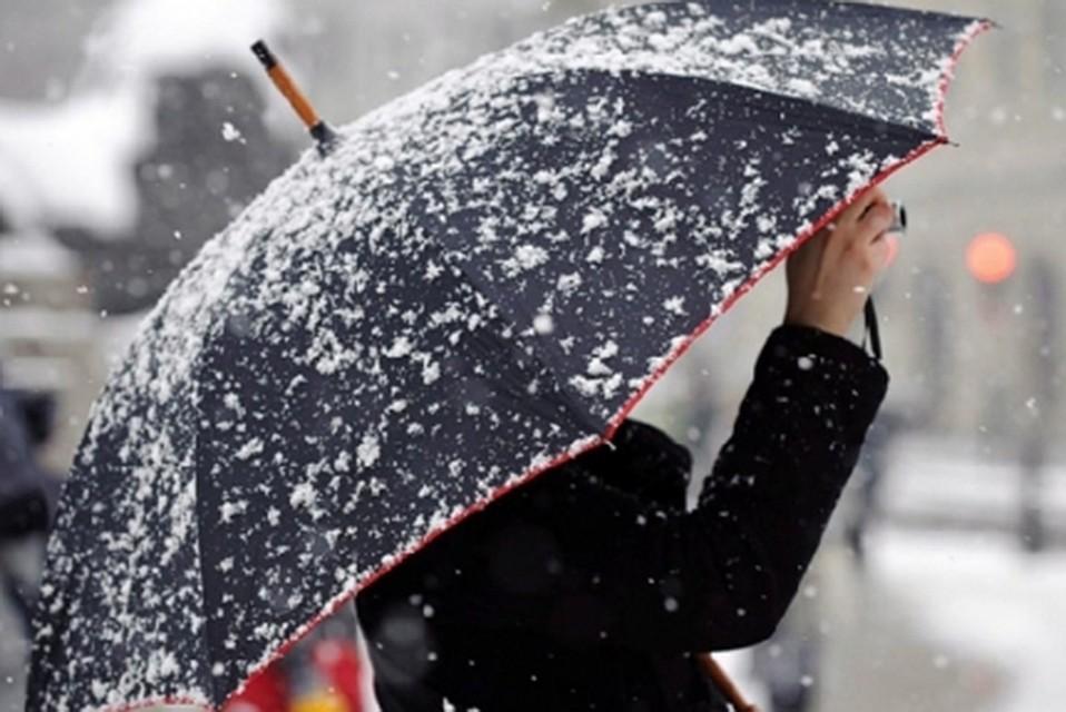 Сильный снегопад ожидается всеверных районах Хабаровского края ввыходные дни