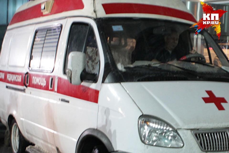 ВБрянске шофёр иномарки сбил пешехода на«зебре»