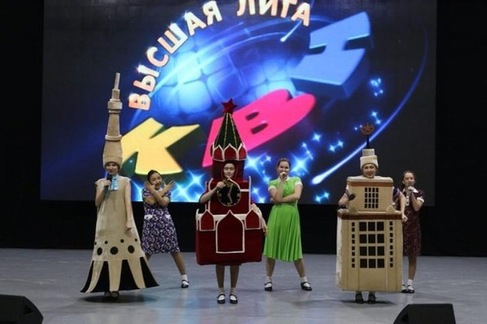 «Раисы» вышли вфинал Высшей лиги КВН