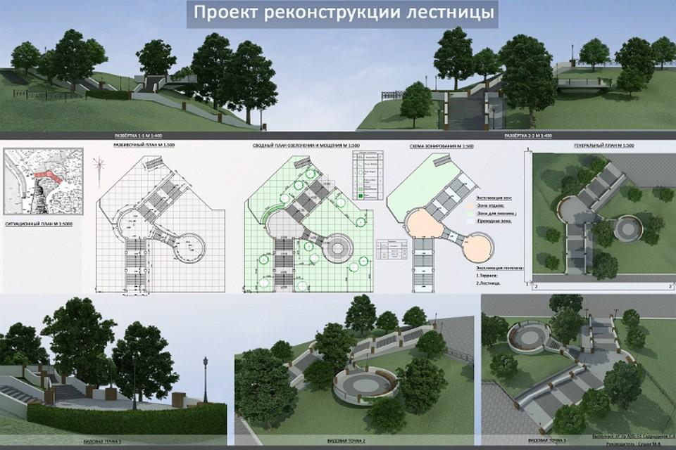 Студенты Хабаровска посоветовали проекты реконструкции набережной