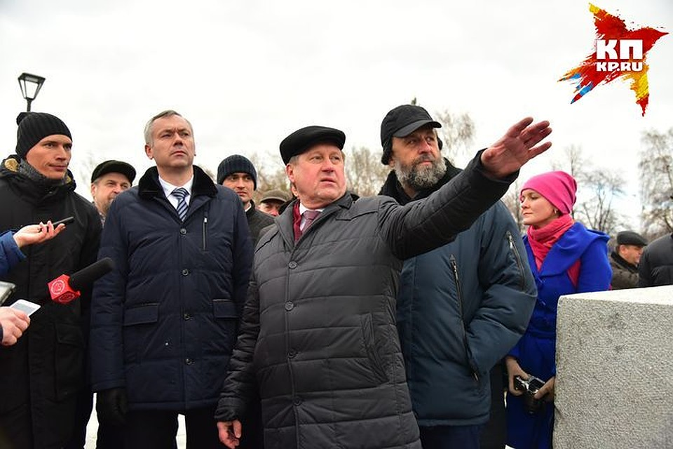 Новосибирской набережной обещают продление реконструкции засчет 3-х бюджетов