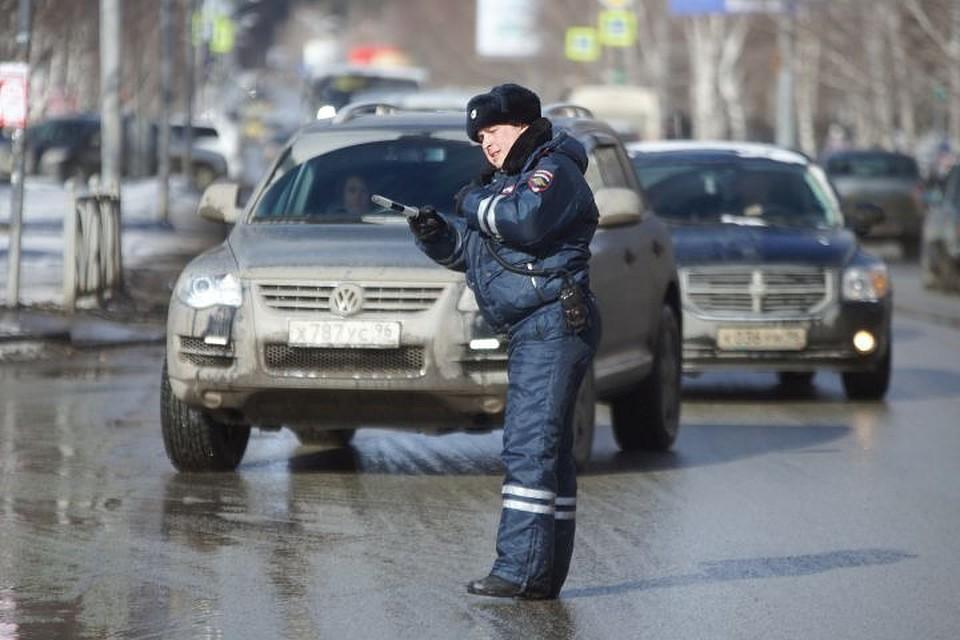 Средний размер штрафа ГИБДД составляет 503 рубля
