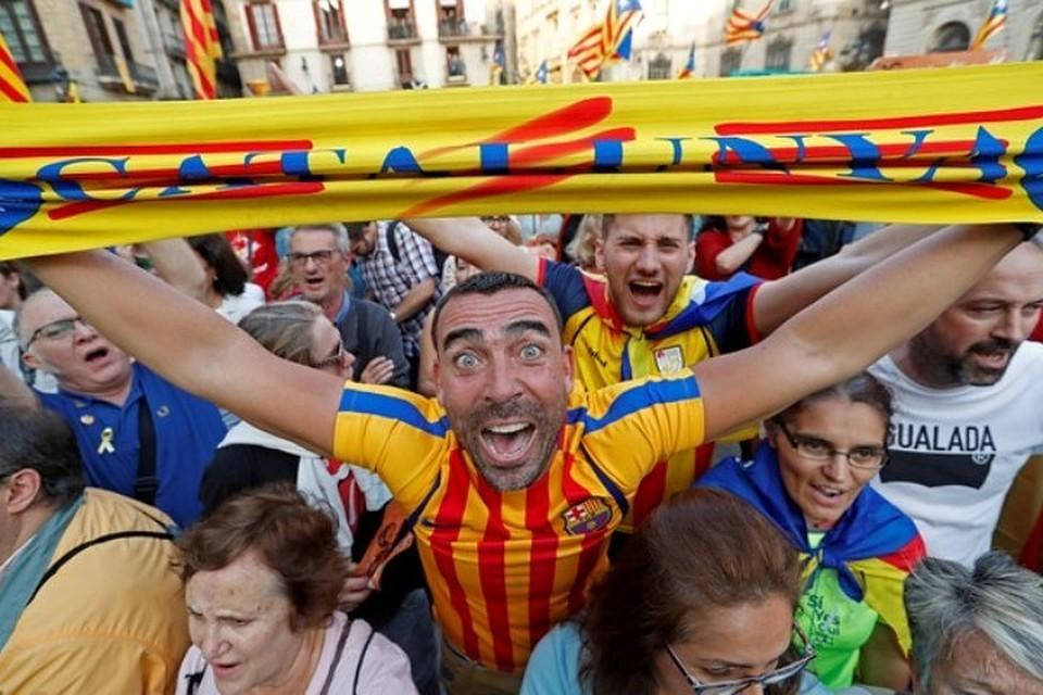 Готовы рассмотреть признание независимости Каталонии— Кан Тания