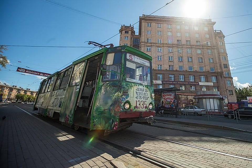 Надва дня вЧелябинске перекроют движение трамваев итроллейбусов