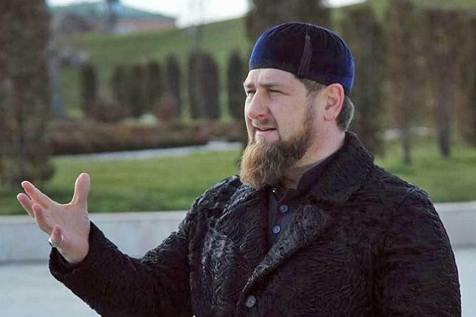 Рамзан Кадыров призвал взрослых небрать ссобой намитинги детей
