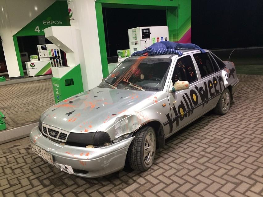 ВУфе выбрали «самую ужасную  машину»