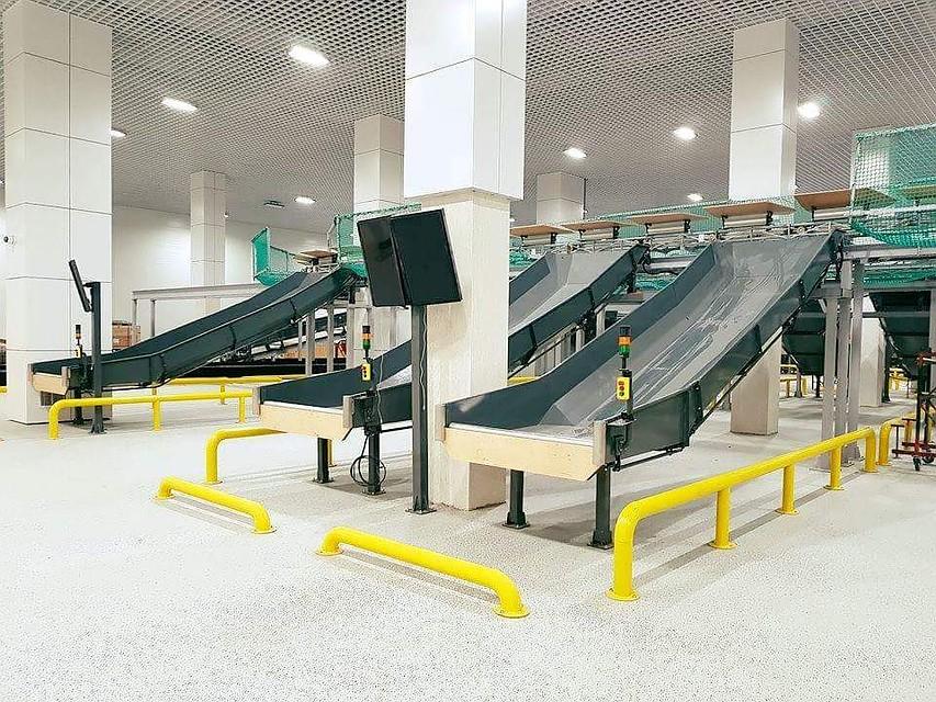 Красноярцам показали фотографии интерьера нового терминала аэропорта
