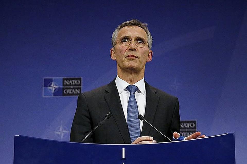 Генеральный секретарь НАТО: мыверим в разговор сРоссией