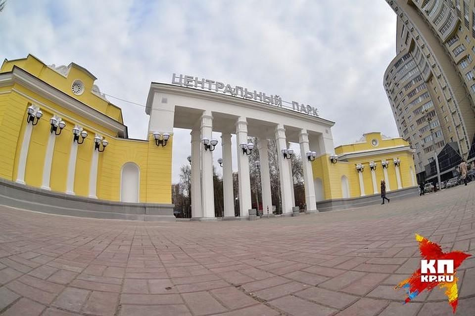 Каток в основном парке Новосибирска будет всю зиму работать бесплатно