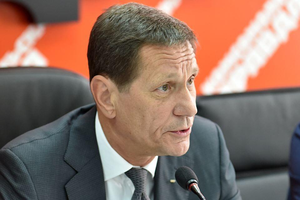 Мутко считает неприемлемым выступление россиян наОИ-2018 под нейтральным флагом