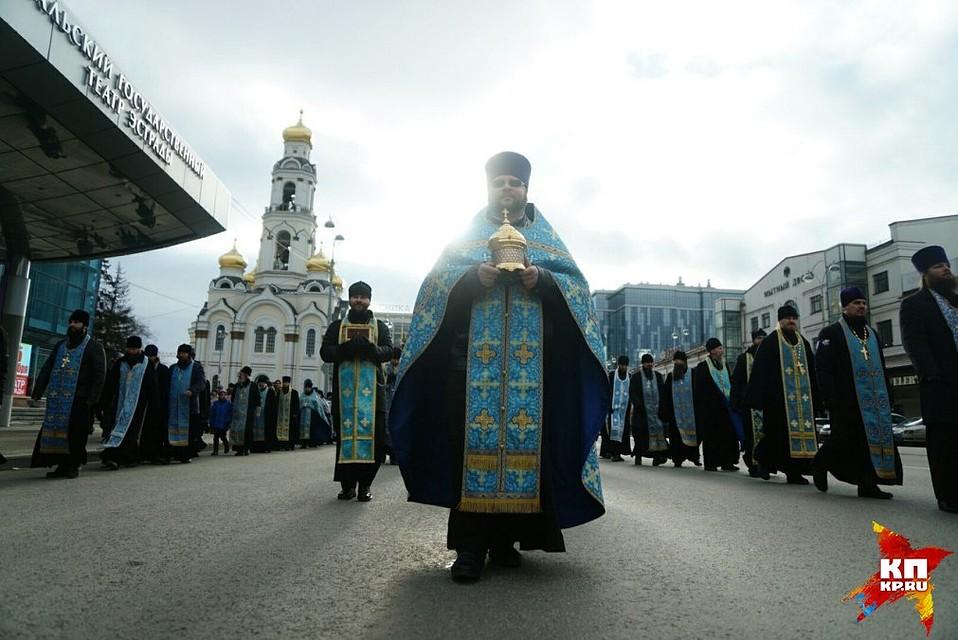 Южноуральцы отметят День народного единства Крестным ходом имитингом-концертом