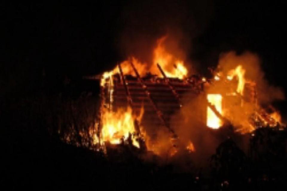 ВКотельничском районе задва дня сгорели два дома
