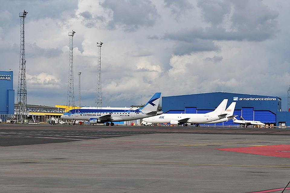 Таллинский аэропорт эвакуировали из-за игрушки «для взрослых»